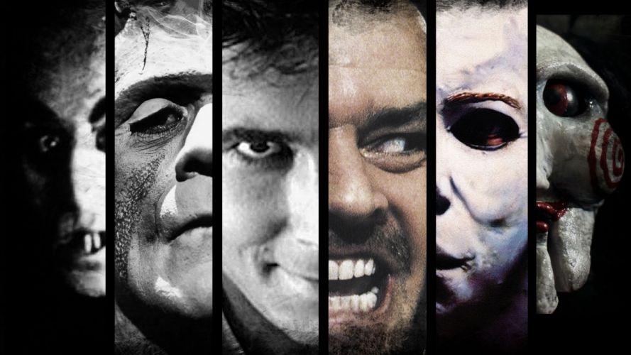 dark horror movie monster g wallpaper
