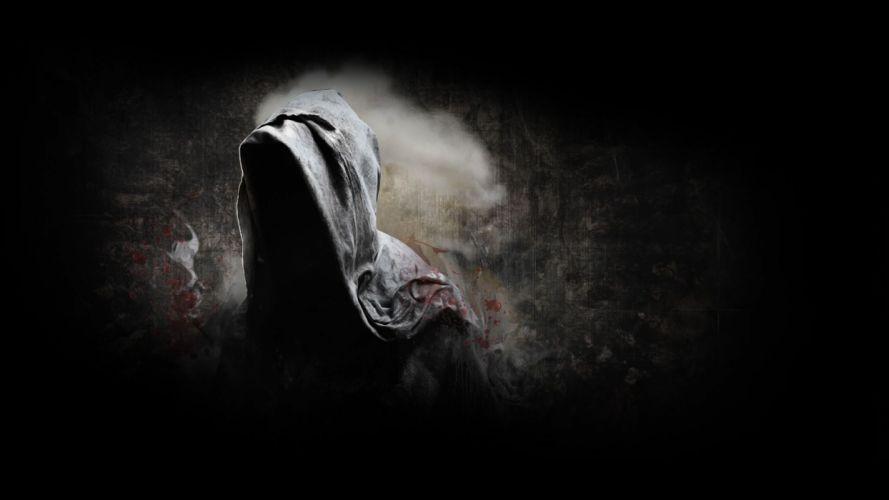 reaper horror anarchy g wallpaper