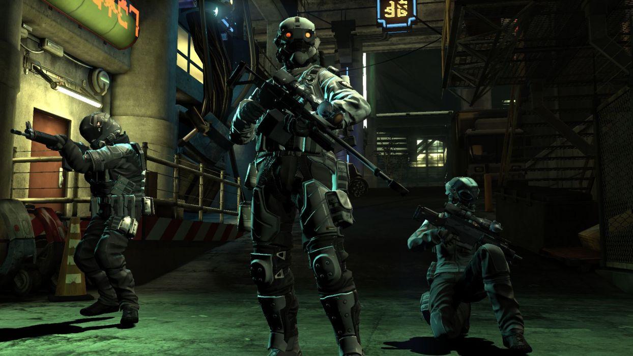 BLACKLIGHT RETRIBUTION sci-fi game warrior armor        g wallpaper