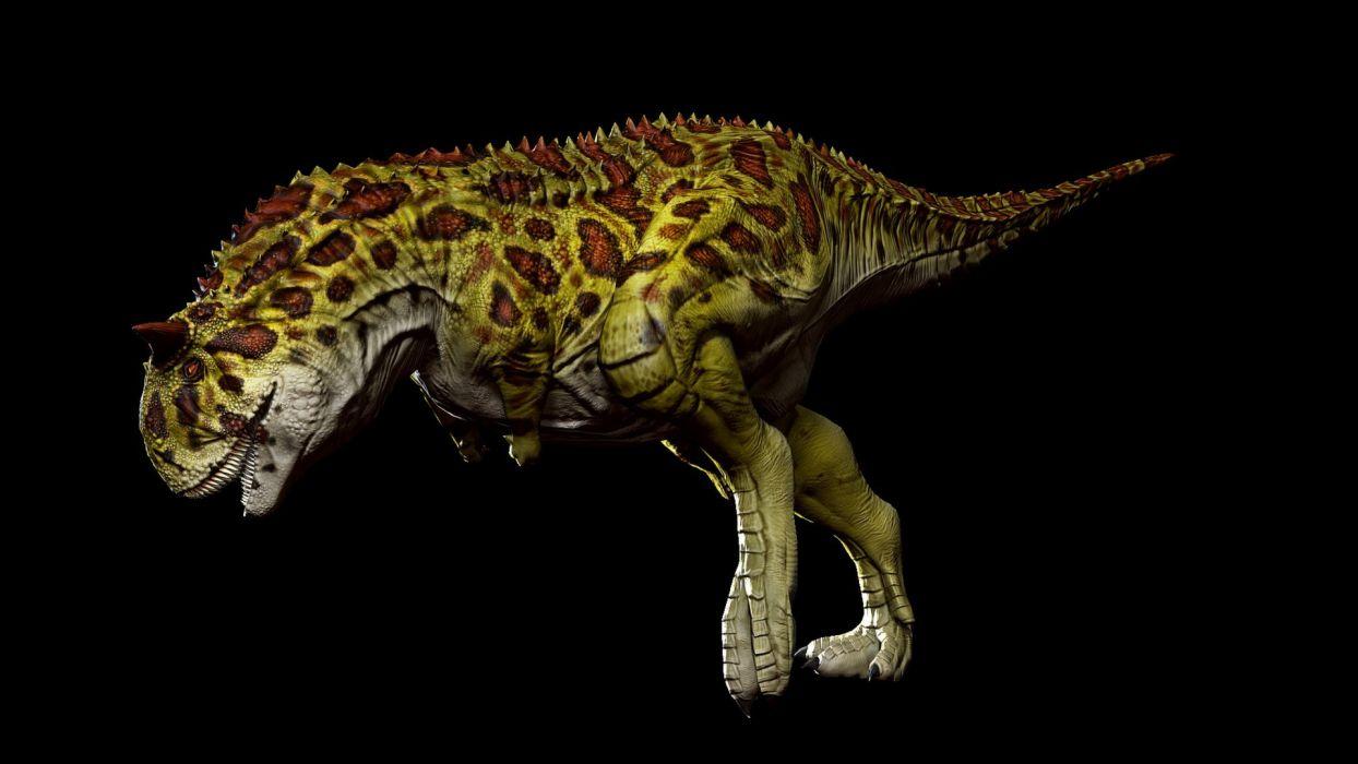 PRIMAL CARNAGE sci-fi fantasy dinosaur    t wallpaper