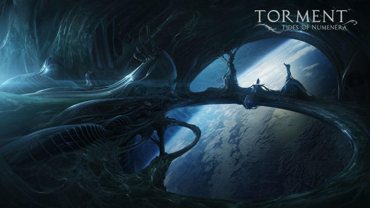 TORMENT TIDES OF NUMENERA fantasy game sci-fi        g wallpaper