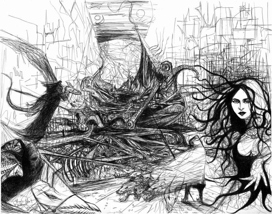 TORMENT TIDES OF NUMENERA fantasy game sci-fi    e wallpaper