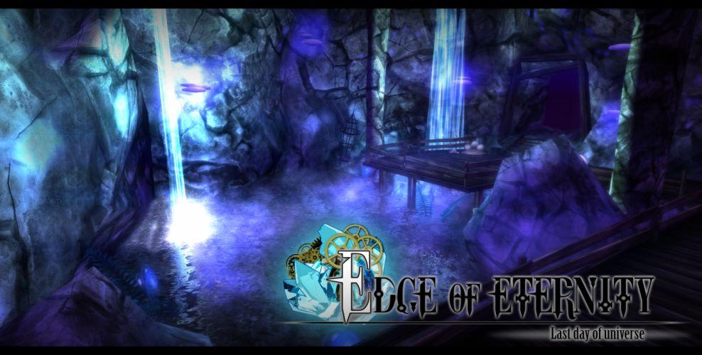 Edge Of Eternity fantasy sci-fi game t wallpaper