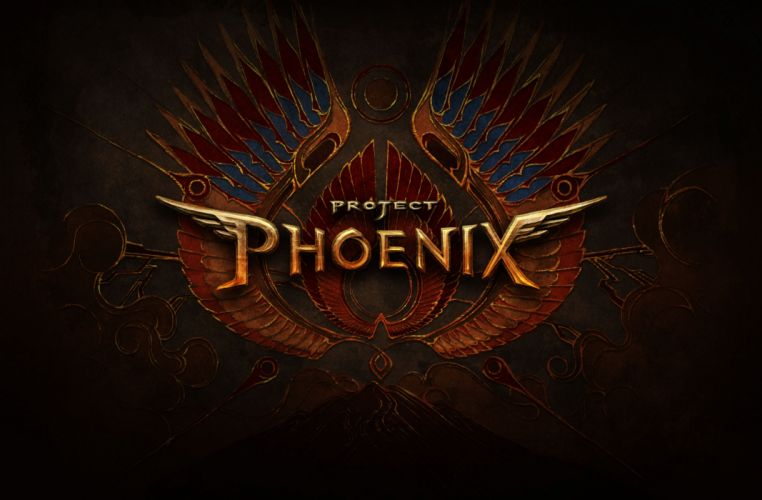 PROJECT PHOENIX fantasy anime game t wallpaper