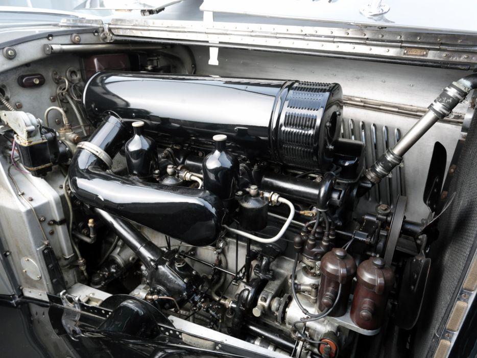 1936 Bentley Sports Saloon by Park Ward luxury retro engine  t wallpaper