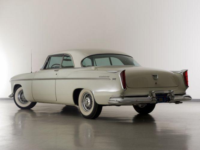 1955 Chrysler C-300 retro luxury g wallpaper