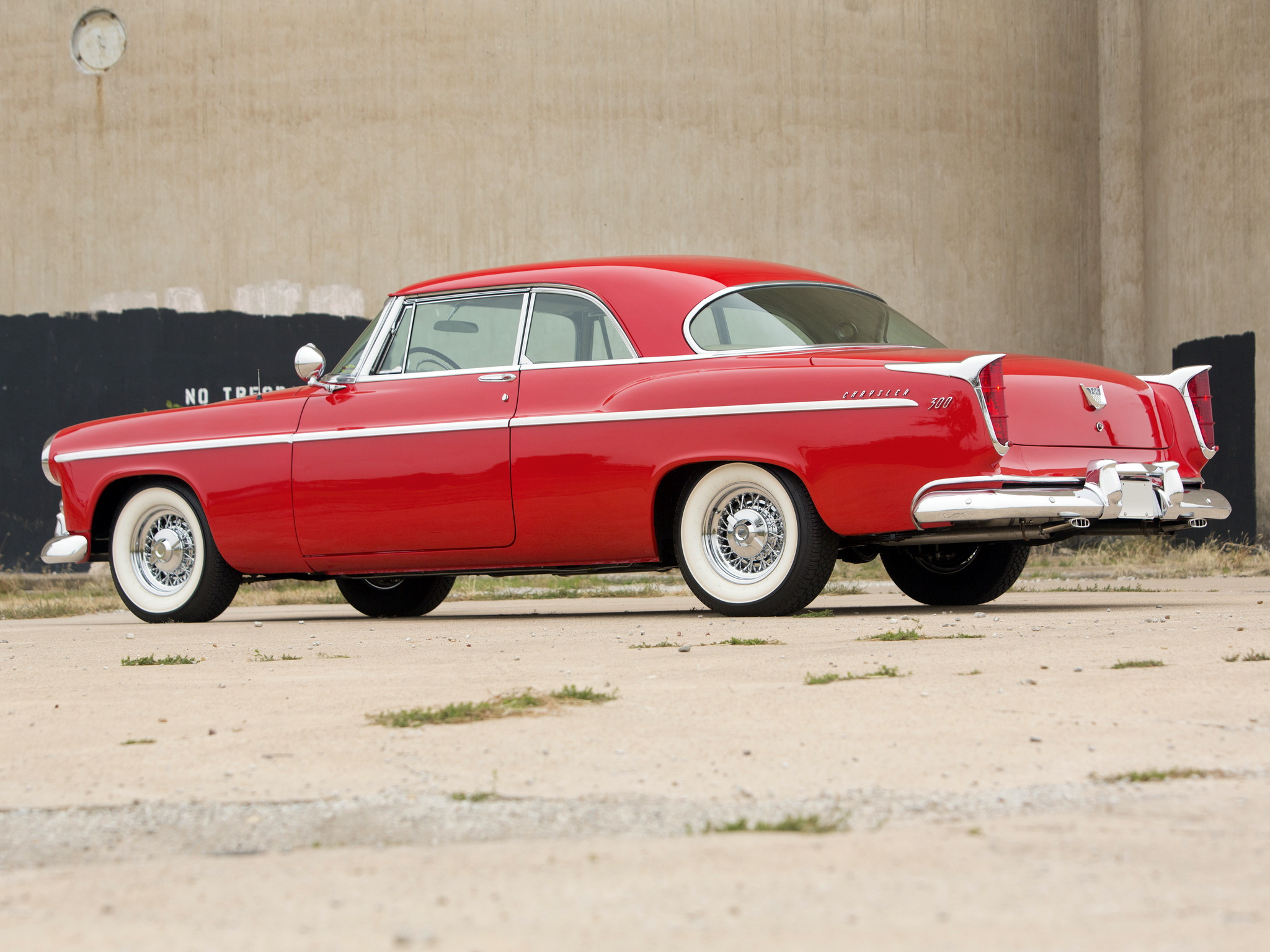1955 Chrysler C 300 Retro D Wallpaper 2048x1536 169219