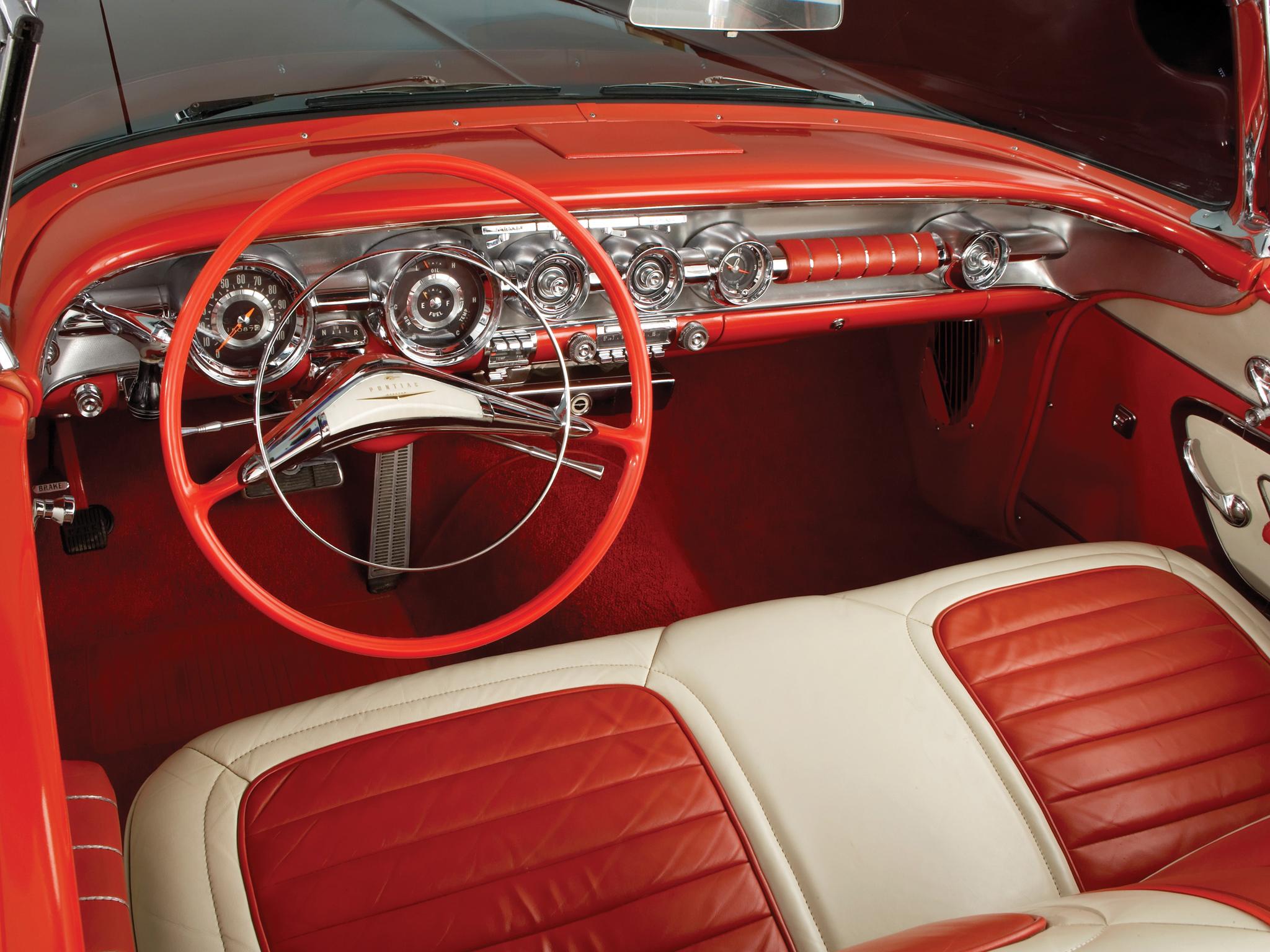 1958 Pontiac Bonneville Custom Convertible (2567SD ...
