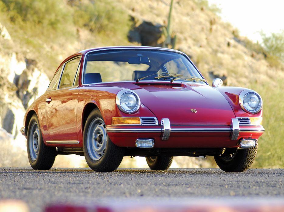 1965 Porsche 912 Coupe US-spec classic   g wallpaper