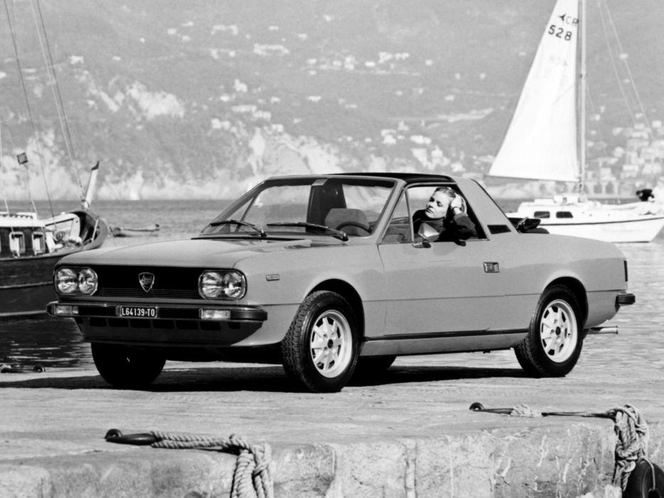 1975 Lancia Beta Spyder (828)    f wallpaper
