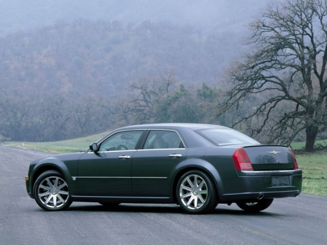 2003 Chrysler 300C Concept (LX) luxury l-x h wallpaper