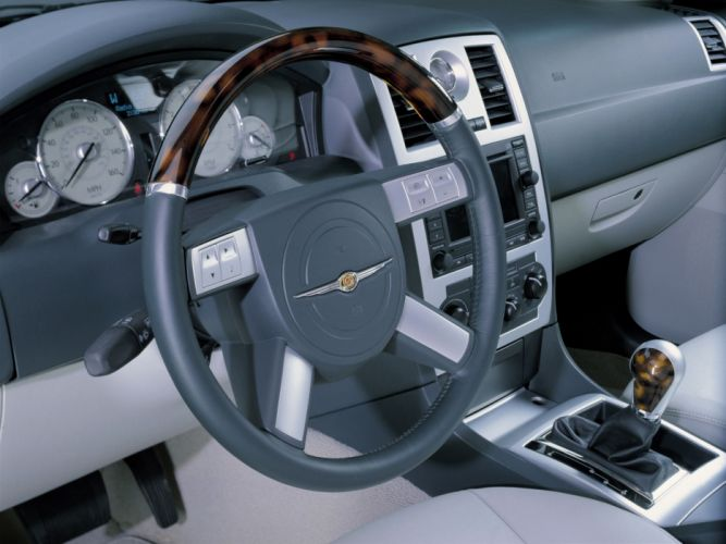 2003 Chrysler 300C Concept (LX) luxury l-x interior h wallpaper