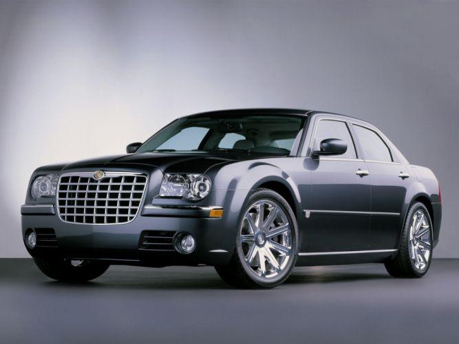 2003 Chrysler 300C Concept (LX) luxury l-x ts wallpaper