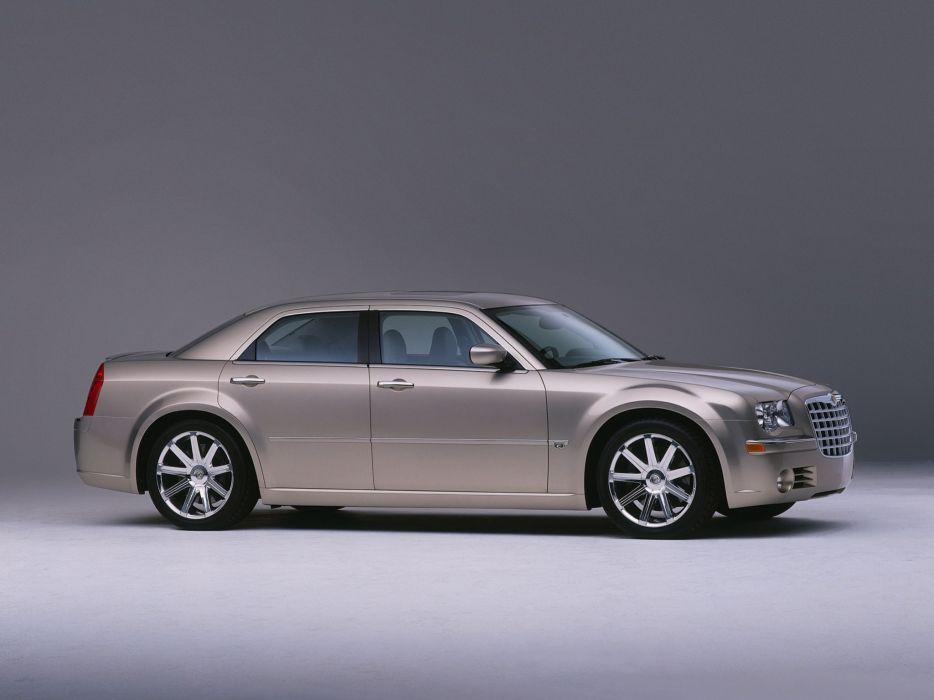 2003 Chrysler 300C Concept (LX) luxury l-x  g wallpaper