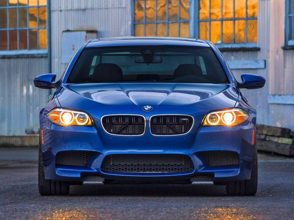 2014 BMW M5 US-spec (F10) m-s   r wallpaper