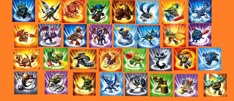 Skylanders Cartoon Game R Wallpaper 2284x992 169387 Wallpaperup