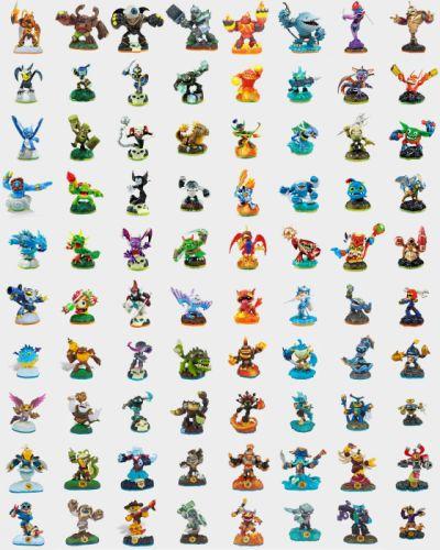 SKYLANDERS cartoon game w wallpaper