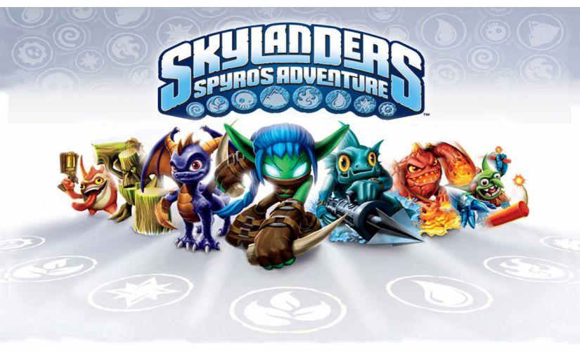 SKYLANDERS cartoon game r wallpaper