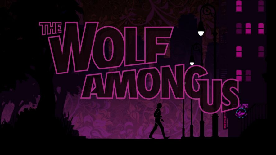 THE WOLF AMONG US game t wallpaper