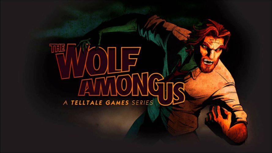 THE WOLF AMONG US game 6 wallpaper
