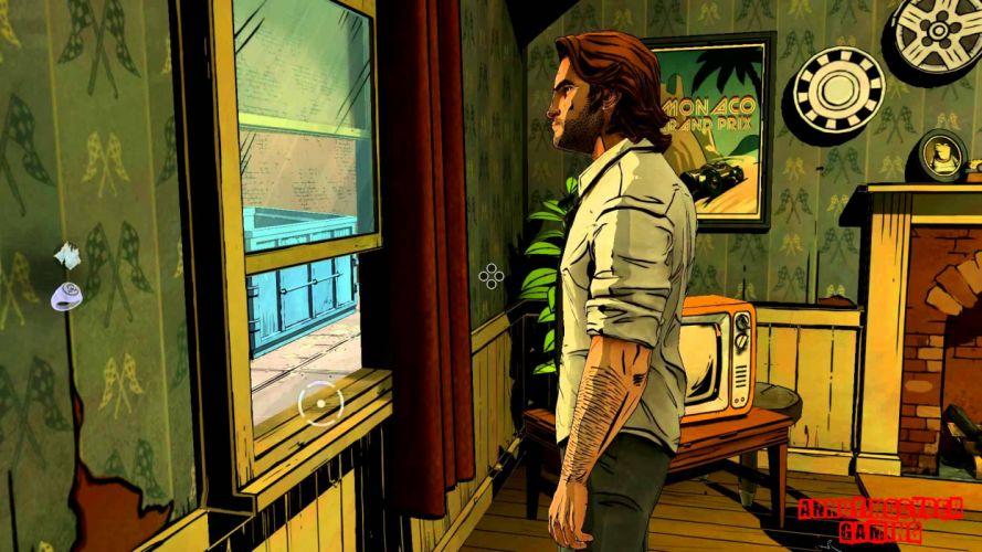 THE WOLF AMONG US game 74 wallpaper