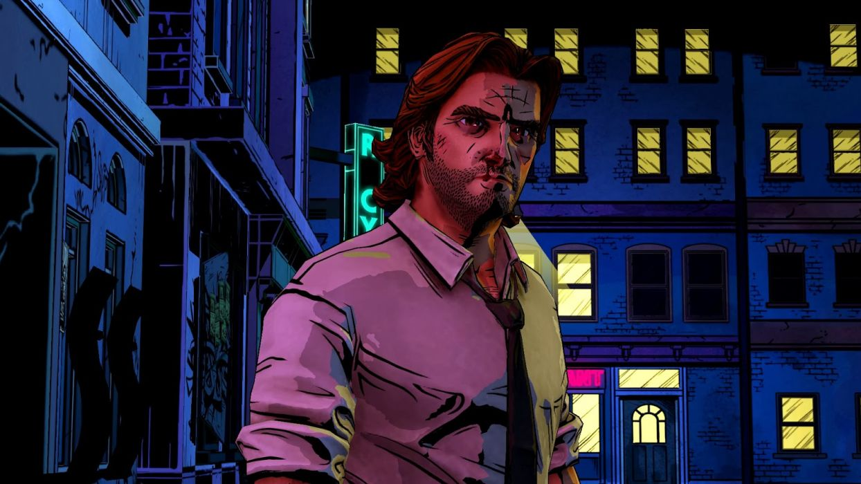 THE WOLF AMONG US game  r wallpaper