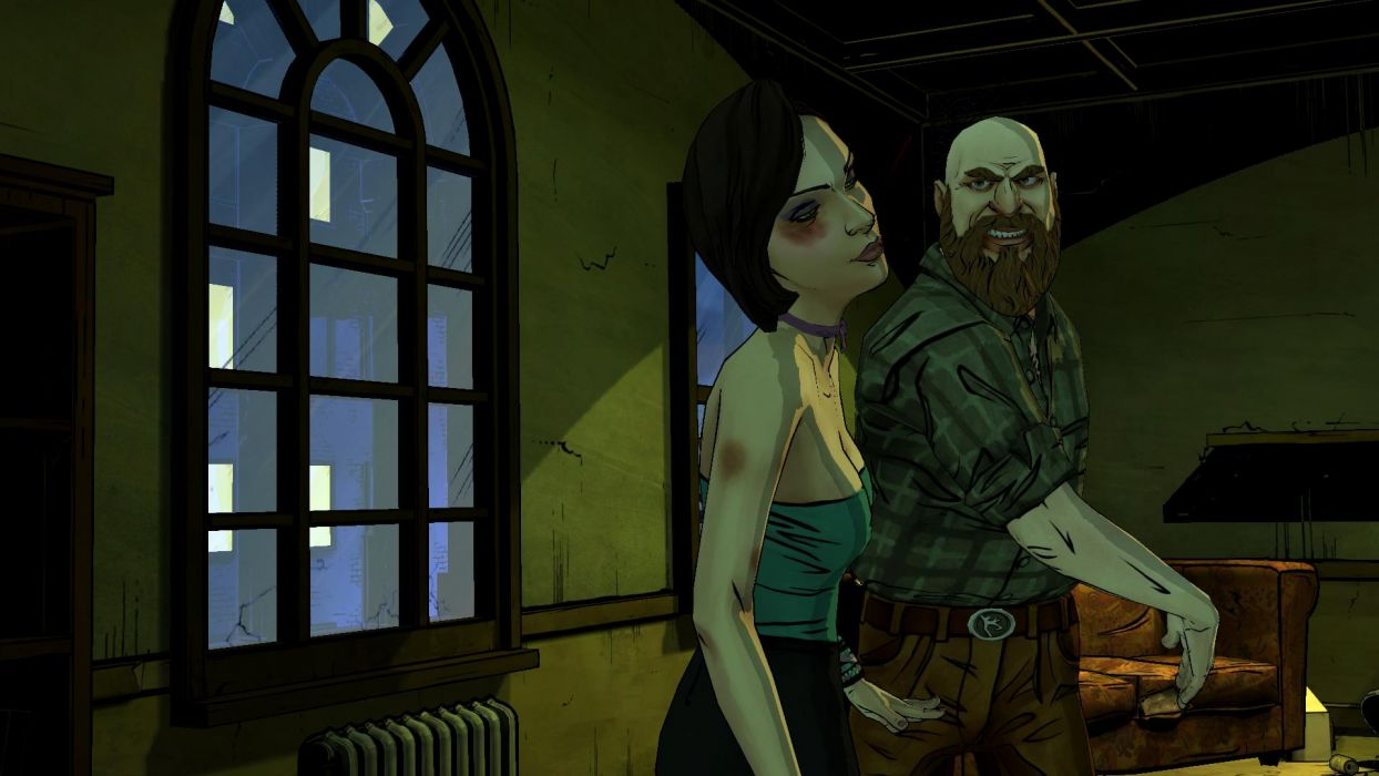 THE WOLF AMONG US game dark    y wallpaper