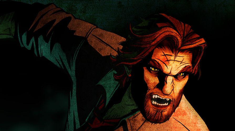THE WOLF AMONG US game dark f wallpaper
