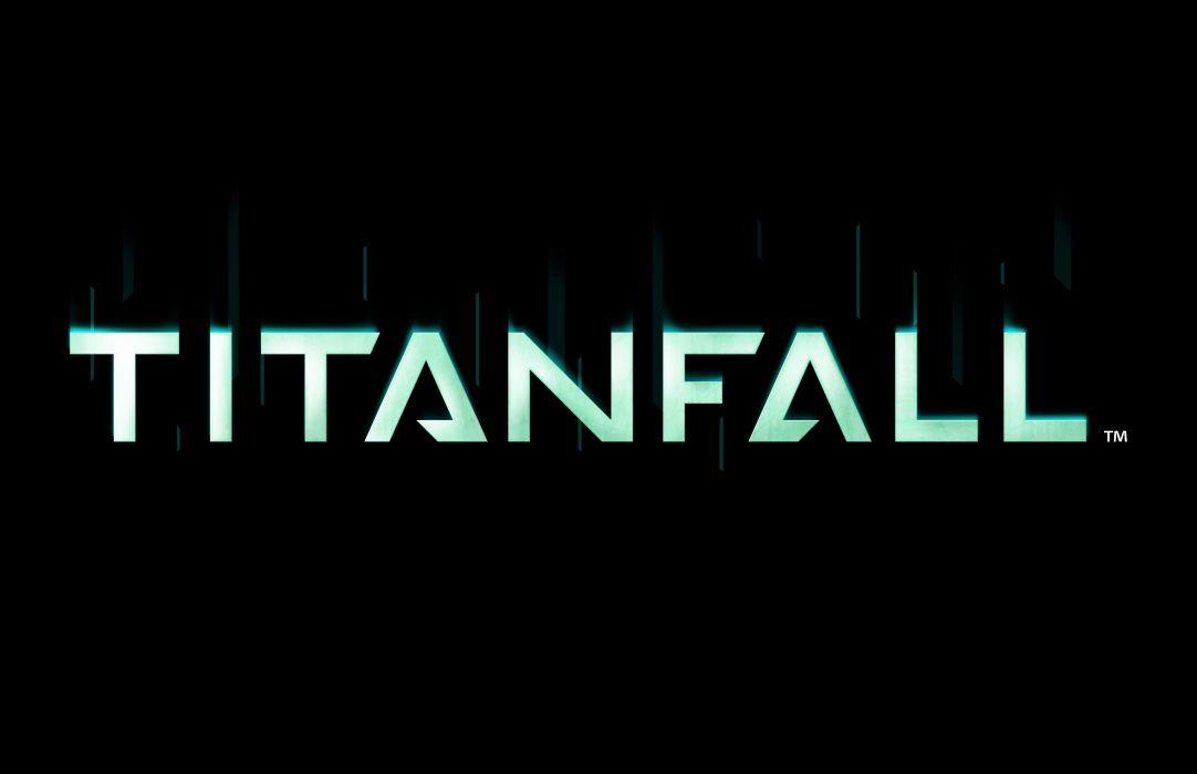 TITANFALL sci-fi game logo       h wallpaper
