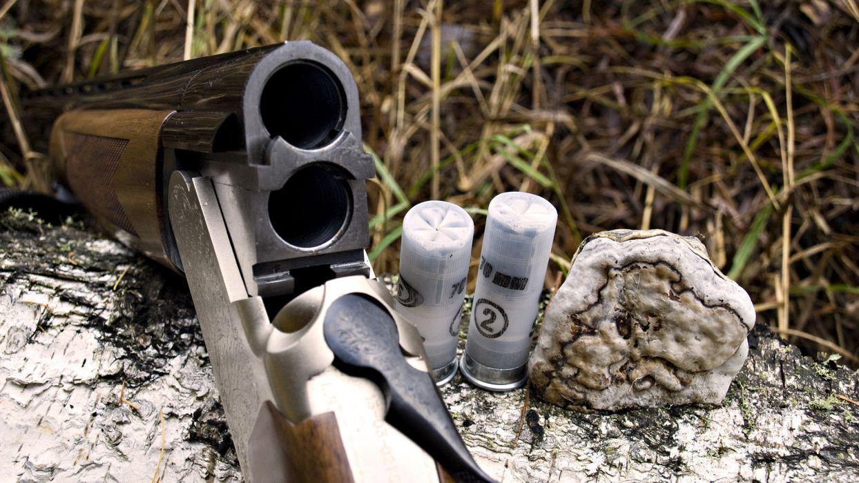 gun ammo vertikalka timber weapon shotgun wallpaper