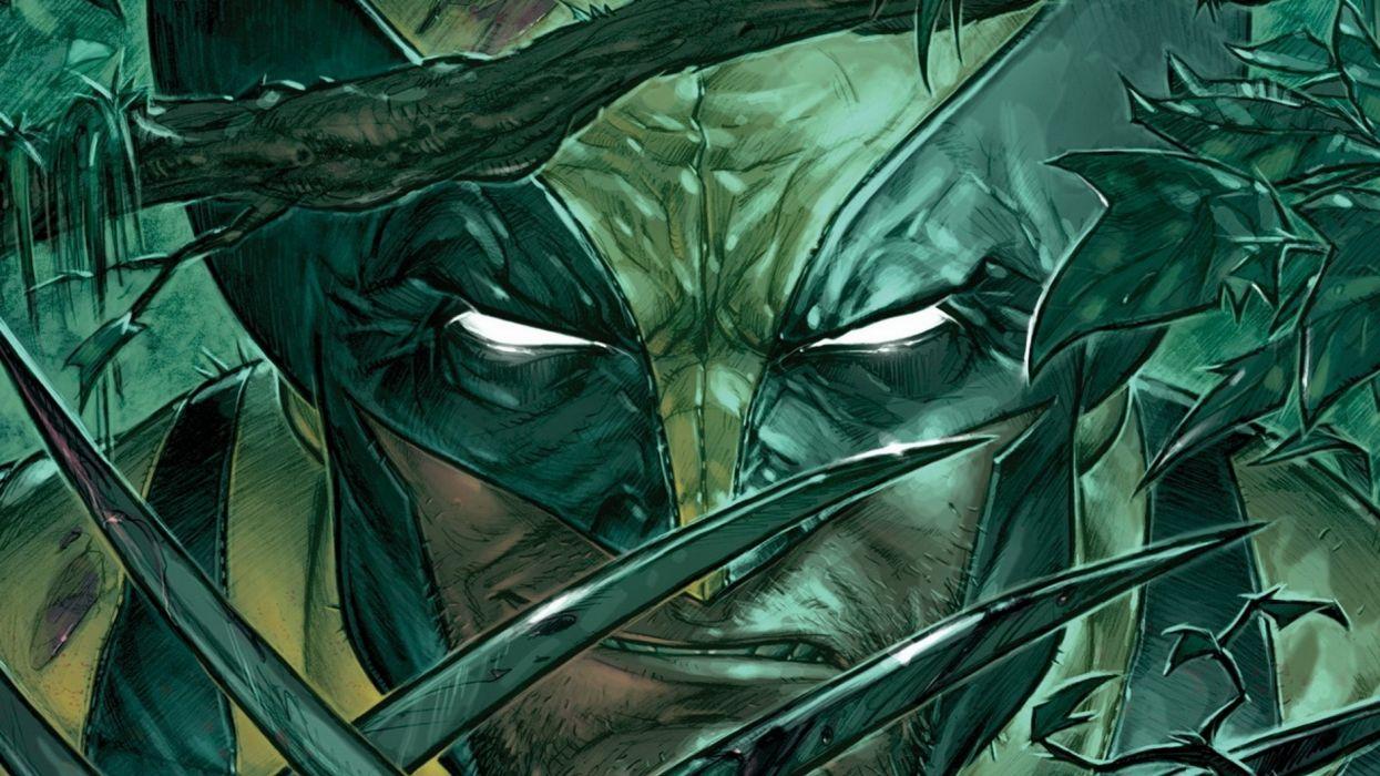 Heroes comics Wolverine hero Masks Warriors Face Fantasy wallpaper