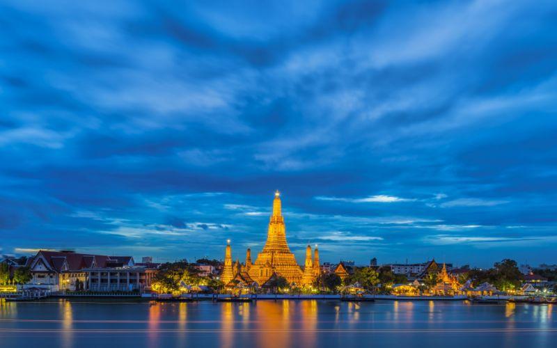 temple so-thorn thailand wallpaper