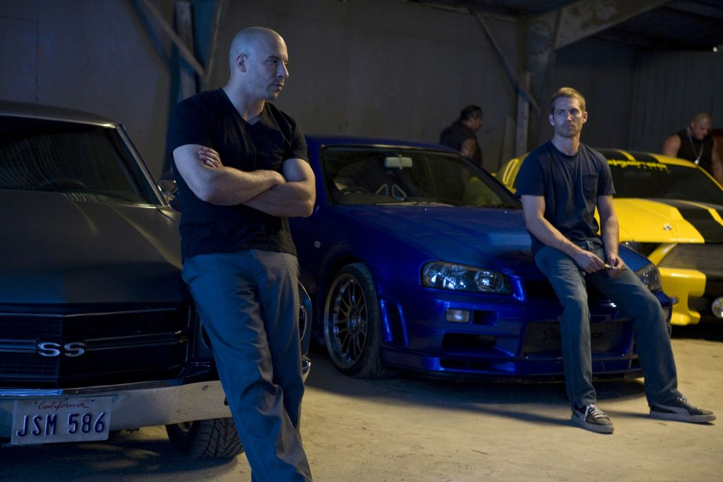 The Fast and the Furious Fast wallpaper
