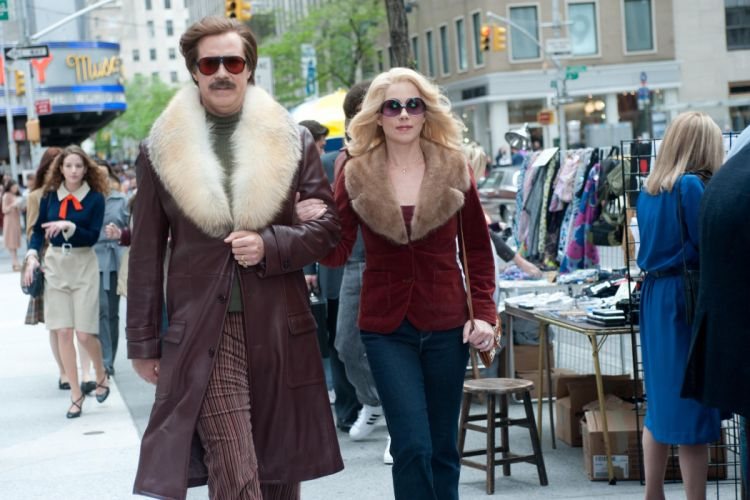 Anchorman 2 The Legend Continues movie g wallpaper