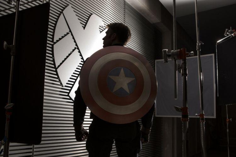 Captain America The Winter Soldier movie superhero comics e wallpaper