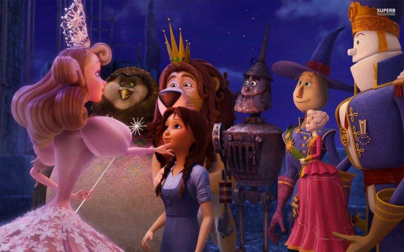 Legends of Oz Dorothys Return cartoon movie r wallpaper