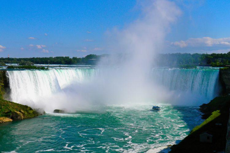 Niagara Falls f wallpaper