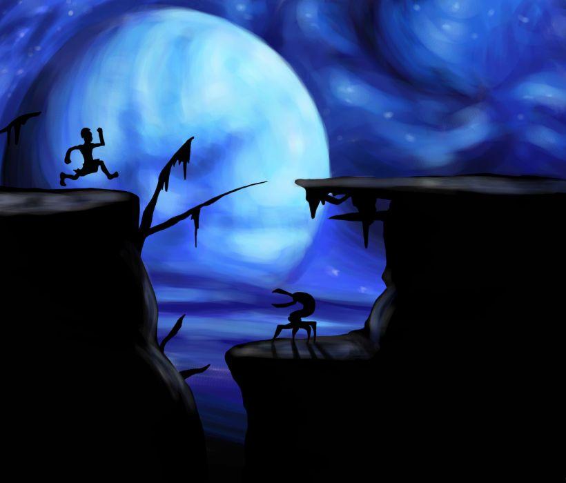 ODDWORLD sci-fi game fantasy   r wallpaper