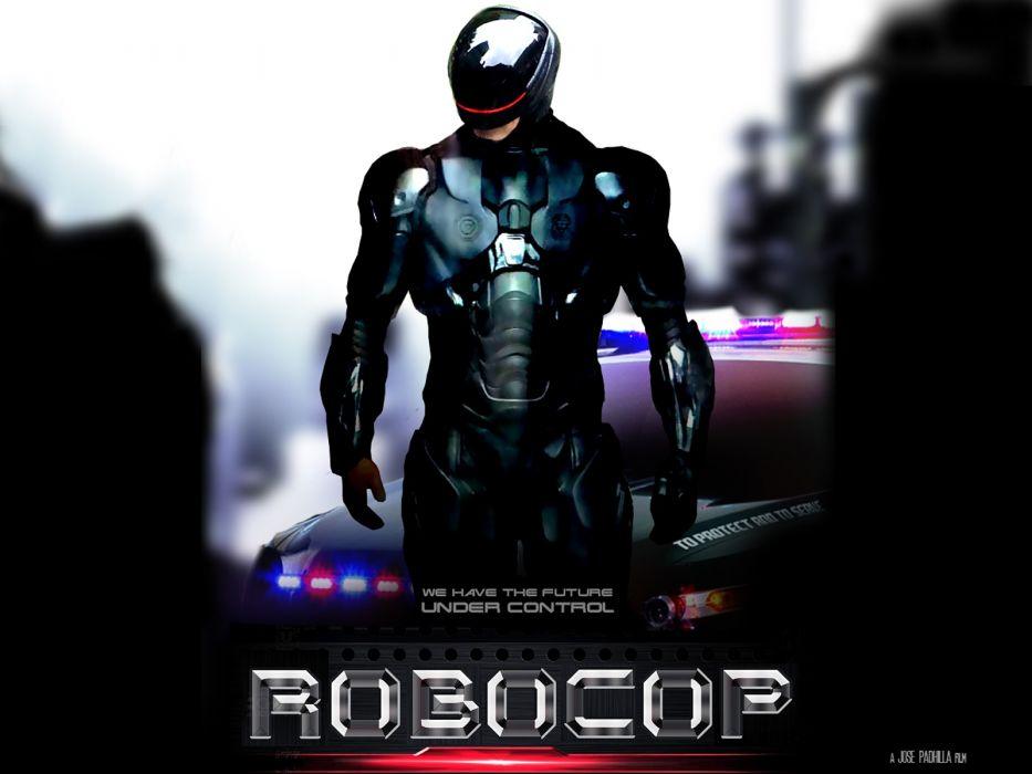 ROBOCOP sci-fi movie   w wallpaper