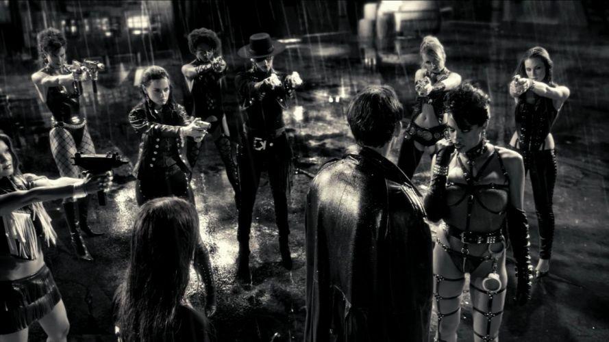 Sin City A Dame to Kill For movie dark t wallpaper