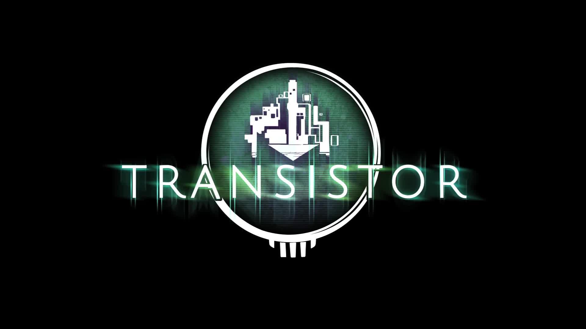 TRANSISTOR game anime logo g wallpaper | 1920x1080 ...