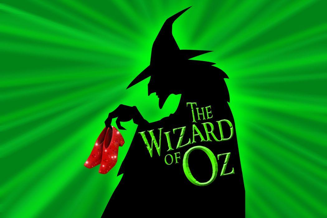 Wizard of Oz movie fantasy dark witch        f wallpaper