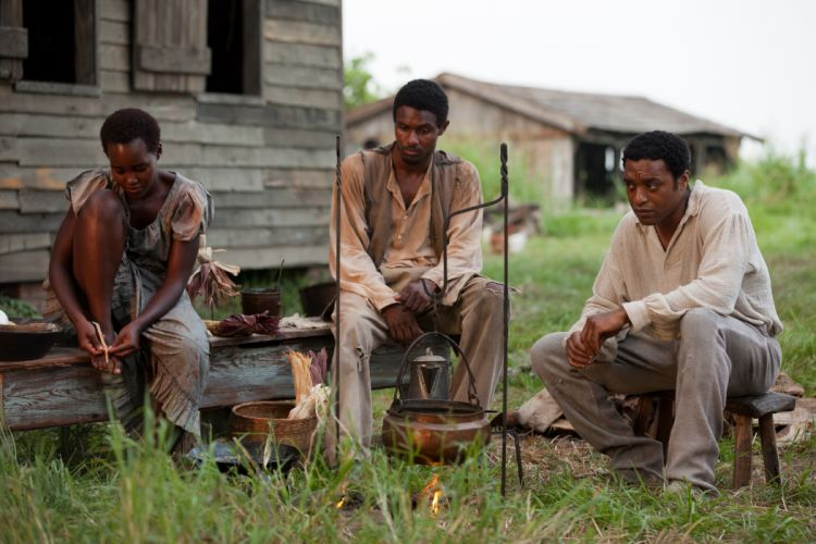 12 YEARS A SLAVE movie tw wallpaper