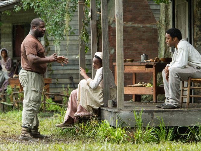 12 YEARS A SLAVE movie g wallpaper