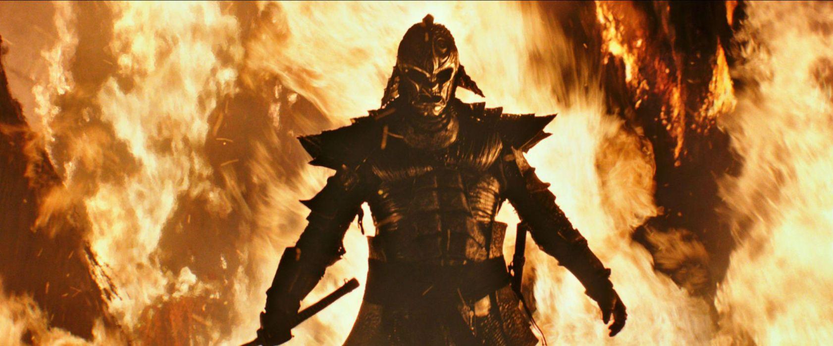 47 Ronin Samurai 47 Ronin Warrior Armor Fantasy Fire F
