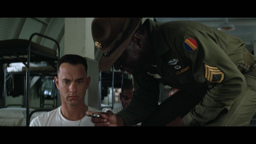 FORREST GUMP comedy drama tom hanks actor military t wallpaper