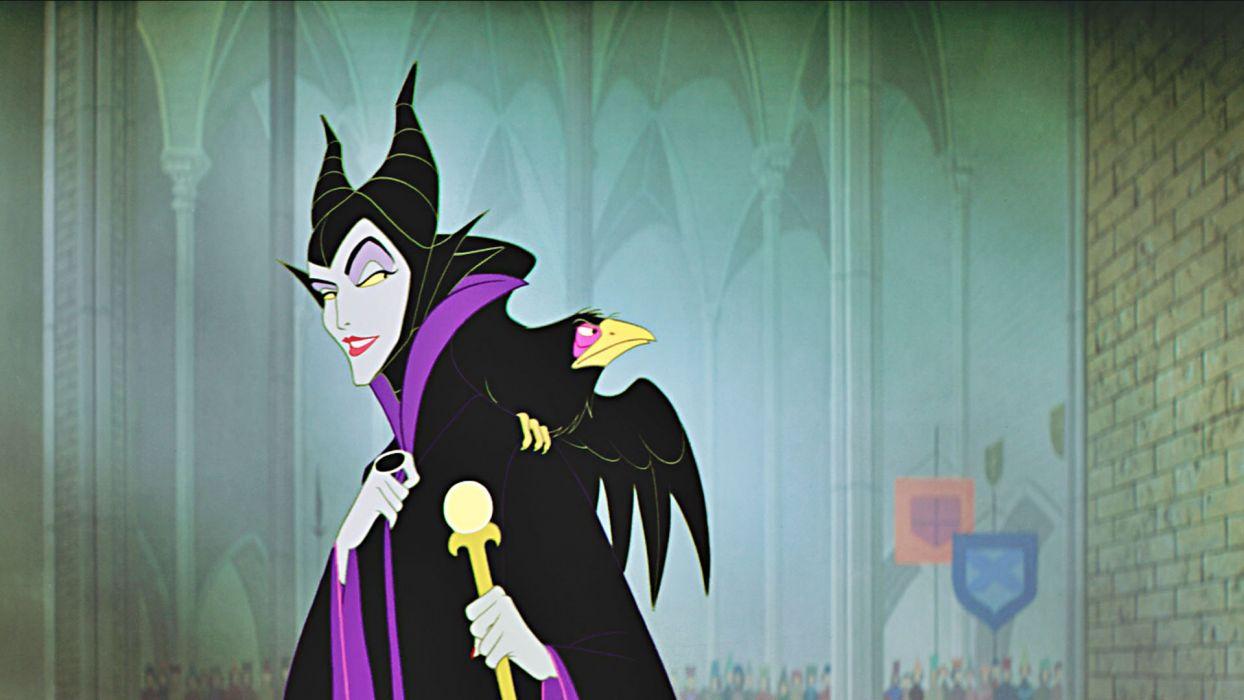 Maleficent Movie Disney Sleeping Beauty Fantasy H Wallpaper
