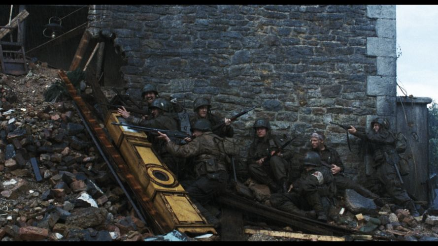 SAVING PRIVATE RYAN drama action military t wallpaper