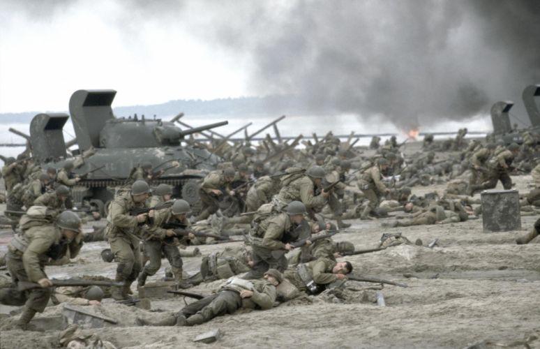 SAVING PRIVATE RYAN drama action military battle f wallpaper