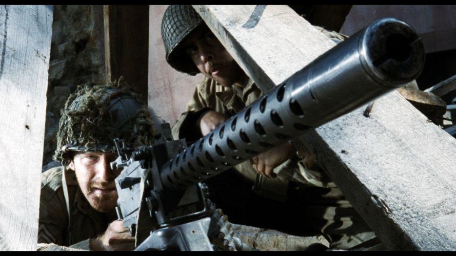 SAVING PRIVATE RYAN drama action military weapon gun y wallpaper